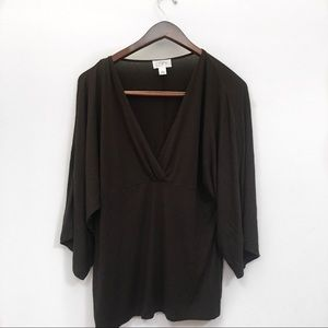 Loft brown Top xl
